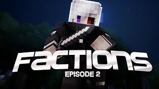 "Minecraft Factions - EP 2: ""First Raid"""