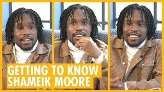 Getting to Know Shameik Moore