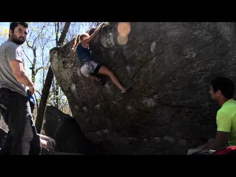 Great Barrington Bouldering (Part 1)