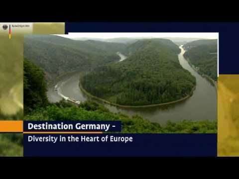 Destination Germany - Diversity in the Heart of Europe