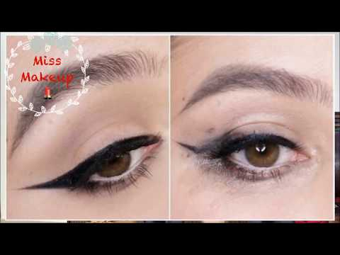 COLORBAR ULTIMATE EYELINER REVIEW   | TWINKLE SHARMA
