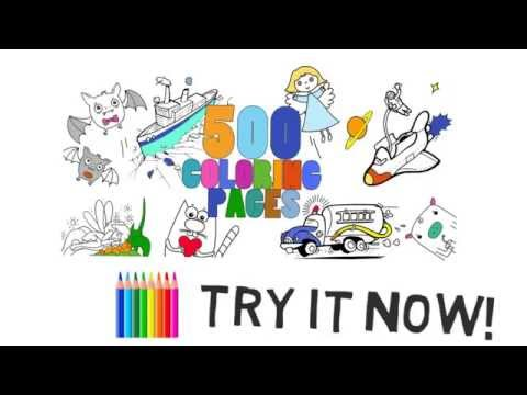 78 10With This Application Kids Will Learn Colors Shapes Etc But Above All Develop Their Imagination And Creativity It Offers Various Illustrations
