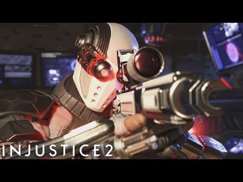 Injustice 2 - Deadshot - Advanced Battle Simulator on Very Hard (No Matches Lost)