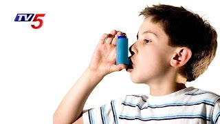 Asthma Causes and Treatments   Dr. VishnunRao Veerapaneni   Swasa Hospital   TV5 News