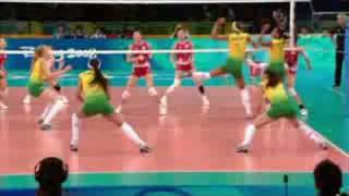 Japan vs Brazil - Women's Volleyball - Beijing 2008 Summer Olympic Games