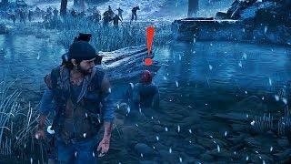 Days Gone - Stealth Kills (Clear The Ambush Camp)