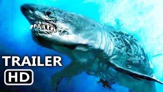 "PIRATES OF THE CARIBBEAN 5 ""Ghost Sharks"" TV Spot Trailer (2017) Disney Movie HD"