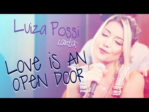 Luiza Possi - Love Is An Open Door (Frozen) | LAB LP