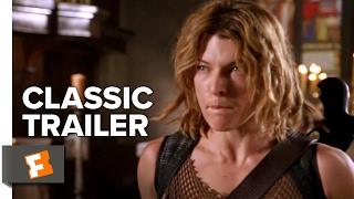 Resident Evil: Apocalypse (2004) Official Trailer 1 - Milla Jovovich Movie