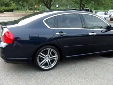 2006 06 infiniti m35 m 35 personal used car review at 98k. Black Bedroom Furniture Sets. Home Design Ideas