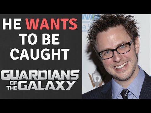 The Sad Truth About Guardians Of The Galaxy Director James Gunn