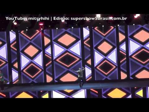 [Super Junior - Super Show 5] SS5 Brazil - Ai Se Eu Te Pego