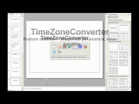 Directional Star - Timezone Converter Web Application Tutorial using Google Apps and Python