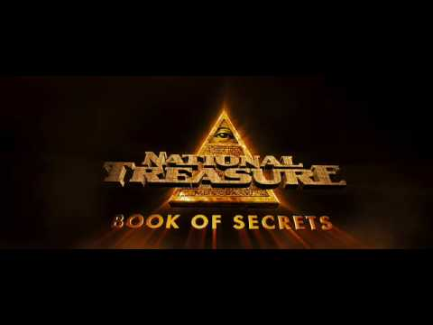 National Treasure: Book Of Secrets (teaser)