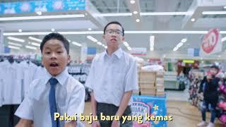 Download Lagu Bijak Segak Kembali ke Sekolah @ Tesco [Official Video] Gratis STAFABAND