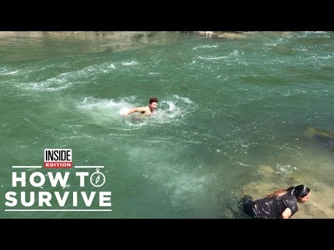 How to Survive An Undertow