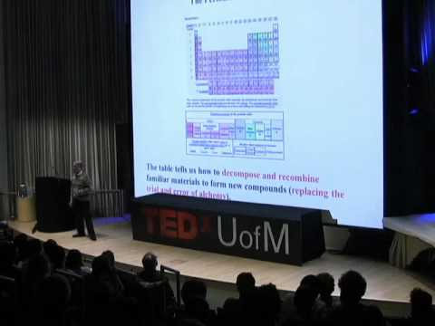 TEDxUofM  - John Holland - Building Blocks and Innovation