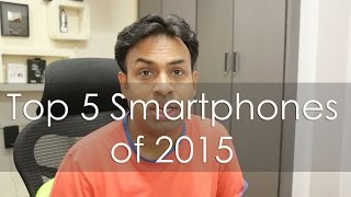 My Top 5 Smartphones for 2015