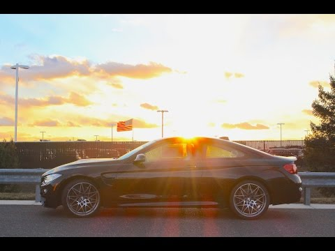 THE NEW 2017 BMW M4 REVIEW   COMPETITION PACK F82