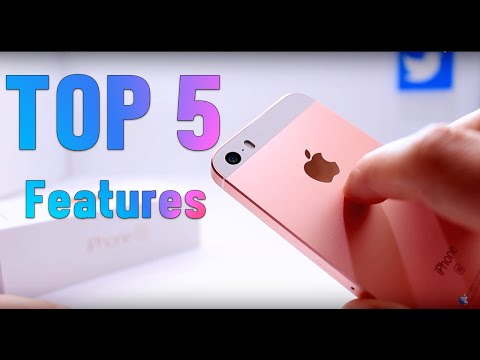 iPhone SE Top 5 Features