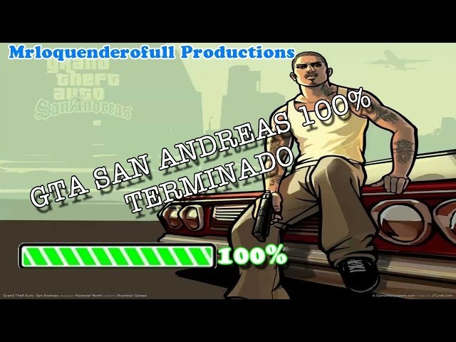 todas las misiones terminadas para gta san andreas |All completed Missions For Gta San Andreas RIP