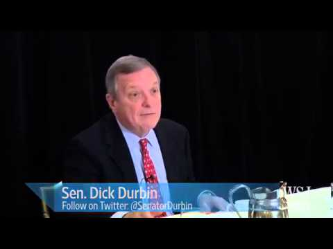 The US Should Invest in Africa, Says Sen Dick Durbin - Seib &amp; Wessel