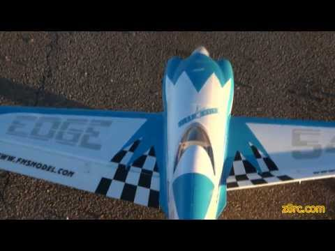 FMS Edge 540 V3 Blue Edge First Flight