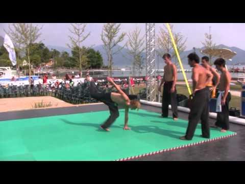 Festa dello sport 2011 Sarnico Lao long dao le aquile