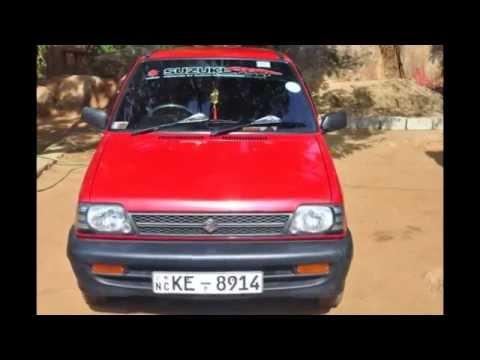 Suzuki Maruti car for sale (www.ADZking.lk)