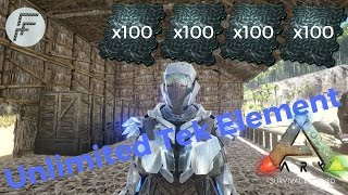 Ark Survival Evolved: Unlimited Element