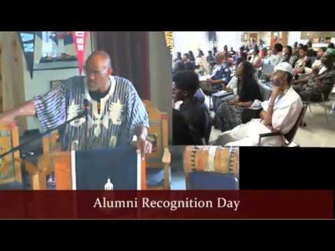 Ile Omode Alumni Day at Wo'se