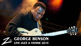 George Benson Give Me The Night Live Hd