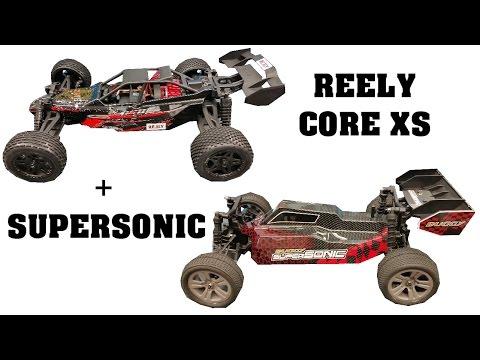 Reely Core XS Und Supersonic - 1:10 Er Elektro RC Buggy - Vorstellung - Darconizer RC