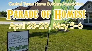 Central Texas Home Builders Association (CTHBA) Parade of Homes 2018