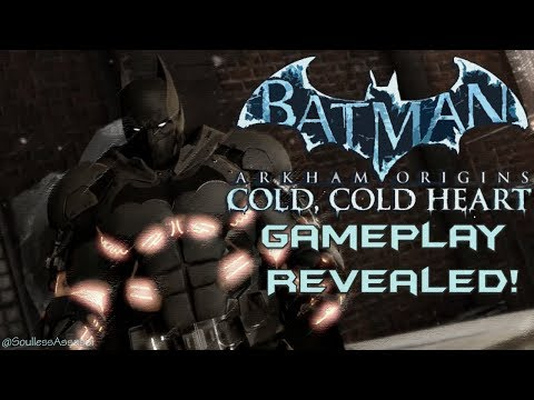 Batman Arkham Origins Cold, Cold Heart DLC: Gameplay Revealed!