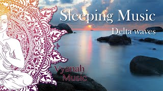 8 Hours Relaxing Music For Meditation, Spa, Yoga, Sleeping, Study, Massage