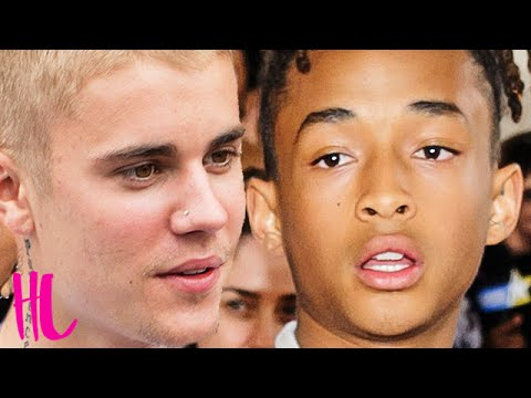 Justin Bieber Reunites Jaden Smith Throwback Performance - VIDEO