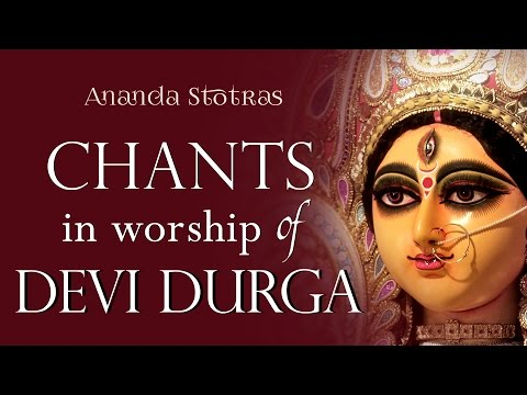 Maa Durga Chants | Mahishasura Mardini | 108 & 32 Names Chanting video