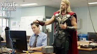 See what Thor & Hulk were up to during Captain America: Civil War! - Bonus Video [Blu-Ray/DVD 2016]