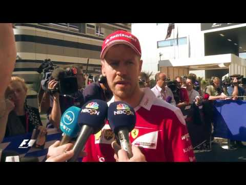 F1 2016 Russian GP ||| Sebastian Vettel comment after CRASH