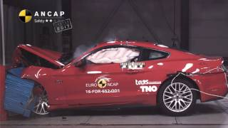 Euro Mustang Crash Tests and This Week's News! Weekly Update