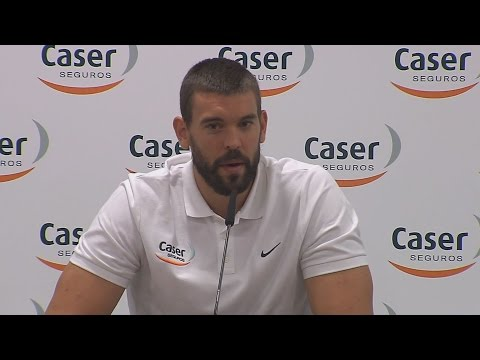 Marc Gasolno descarta participar en los Juegos Olímpicos de Río