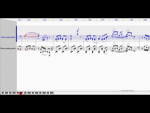 Claude Achille DEBUSSY - Golliwogg's cake-walk / Golliwogg's cake-walk (Noteworthy Composer 2)