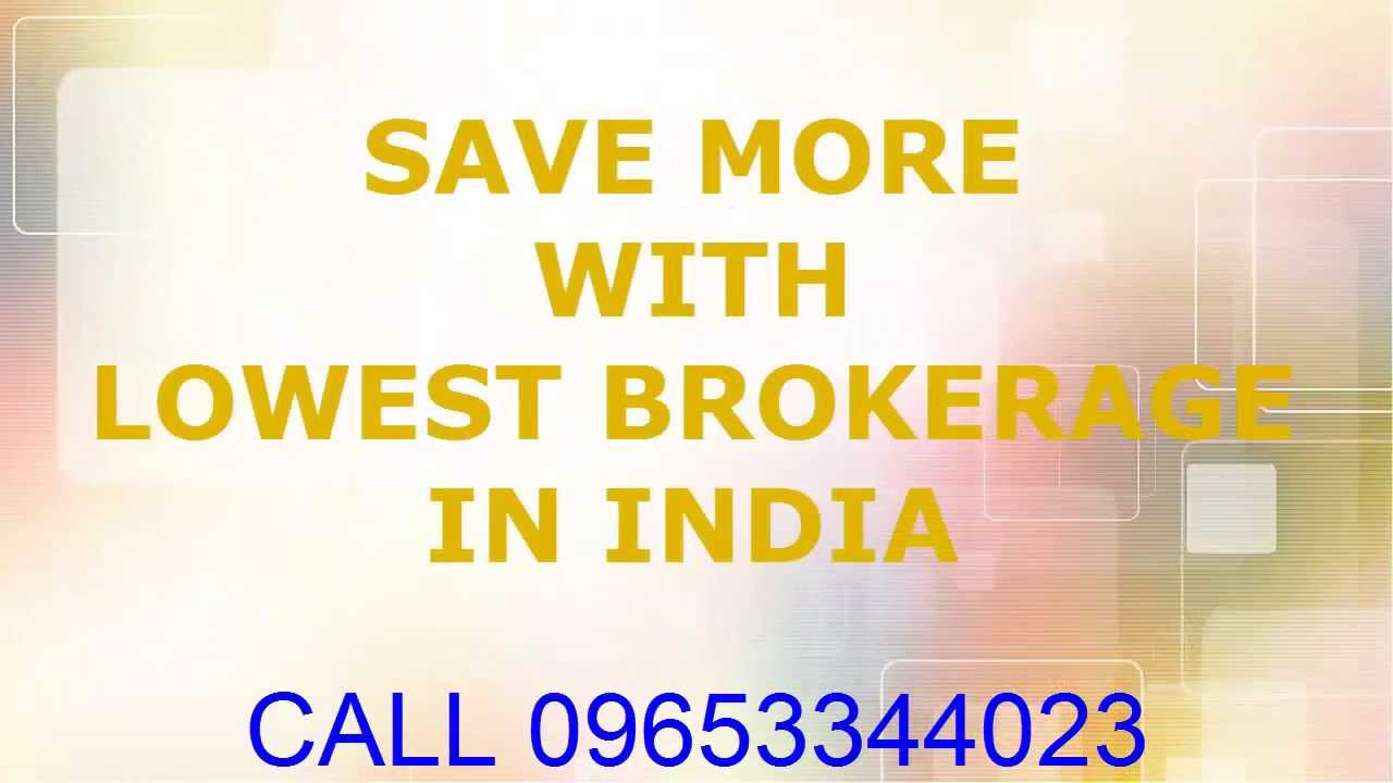 Lowest brokerage online trading commodity