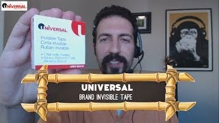 Universal Brand Invisible Tape