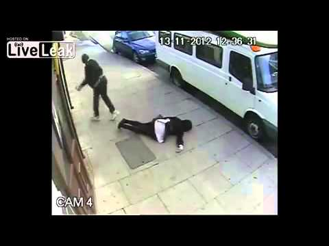 16-year Old Girl Knocked Out In Unprovoked Attack video