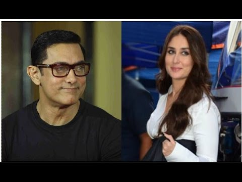 Aamir Khan Gives Some Health TIPS to Kareena Kapoor Khan!