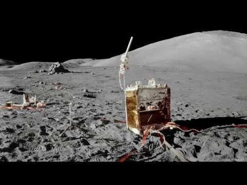 IMAGENS DA LUA - Visão panorâmica - Missões Apollo