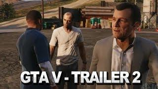GTA V Trailer #2