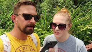 We Let Siri Pick Our Whole Disney Day For Us! | Walt Disney World Challenge!